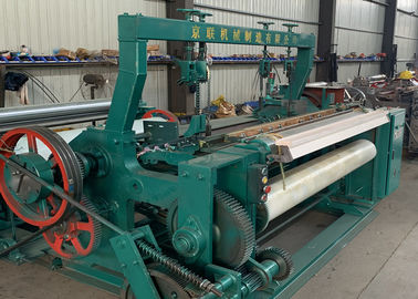 Industrial Bead Weaving Steel Wire Mesh Machine Low Noise Energy Efficiency