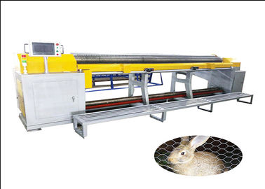 Fully Automatic Gabion Mesh Machine For Gabion Baskets 16.-4.0mm Wire Diameter
