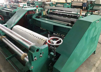 1.8m Length Low Center Of Gravity Steel Wire Mesh Machine With High Strength Structure