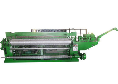 Steel Wire Rolled Wire Mesh Welding Machine For 0.7-2.5mm High Performance