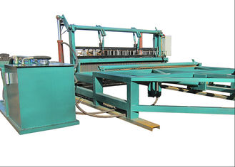 Multifunctional Crimped Wire Mesh Weaving Machine 0.4-1.6mm Wire Diameter