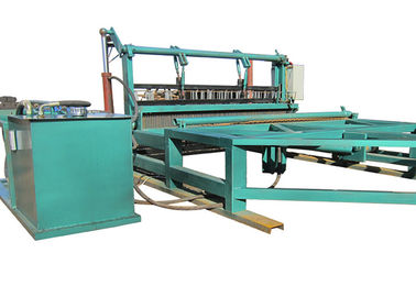 Semi Automatic Stainless Steel Wire Mesh Weaving Machine Plain Woven Type