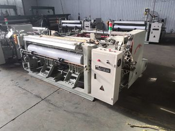 Stainless Steel Shuttleless Weaving Machine Wire Mesh Making Machine For Oil Filter
